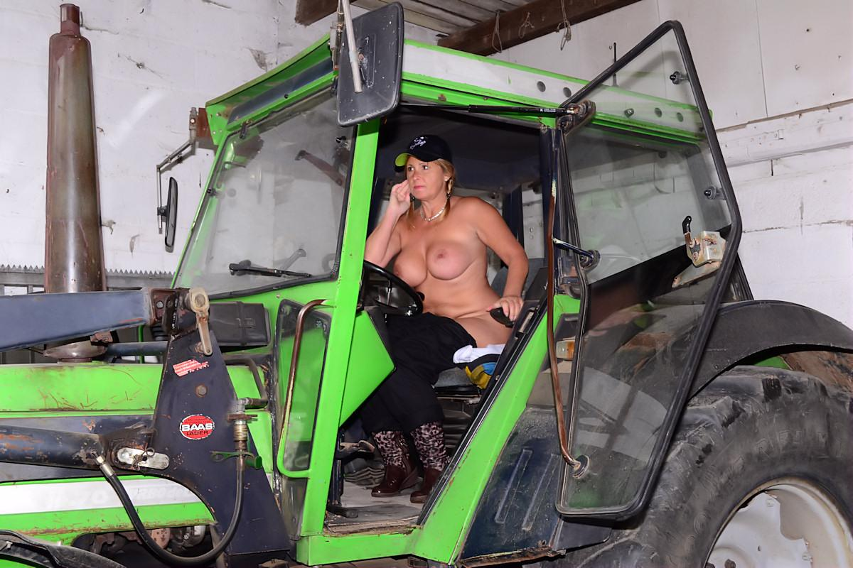 Naked Pics On Tractor 52