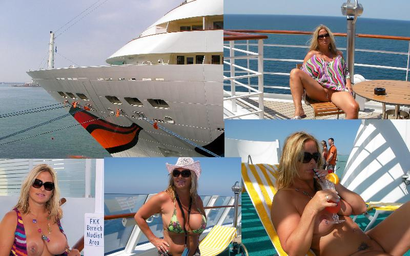 On Tour With The Aidaship NudeChrissy Blog I Am An Always - Nude cruise ships