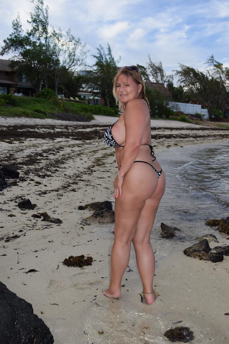 very small bikini