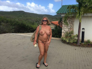 Nudists in the caribbean