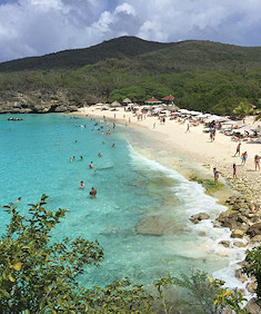 nudism in curacao