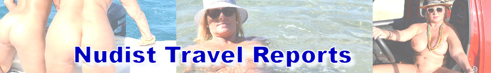nudist travel reports