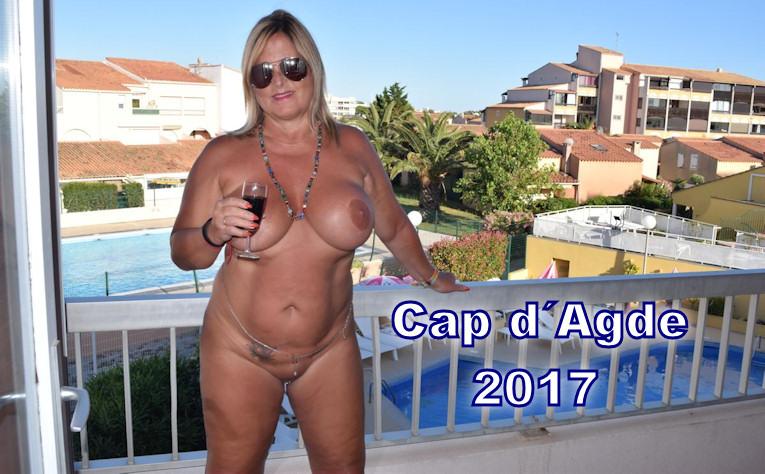 nude in Cap d´agde
