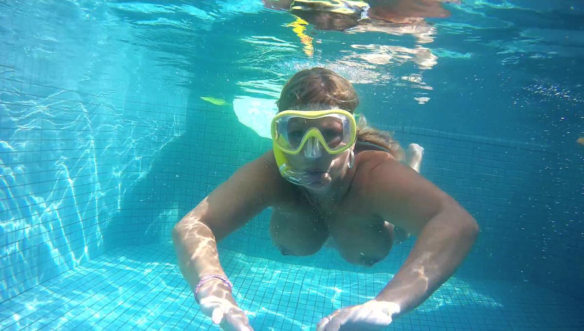 Fkk Unter Wasser