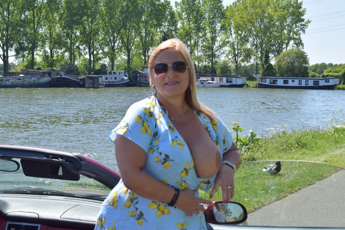 nude cabrio trip