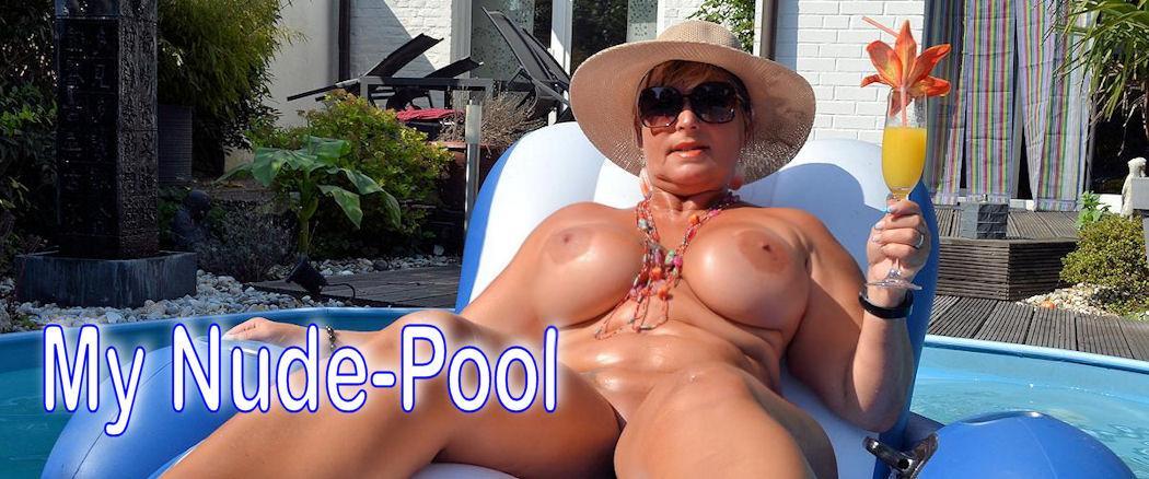 My nude-pool