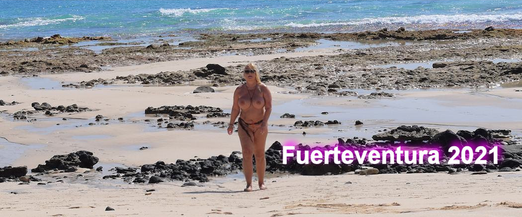 Fuerteventura Nudist 2021